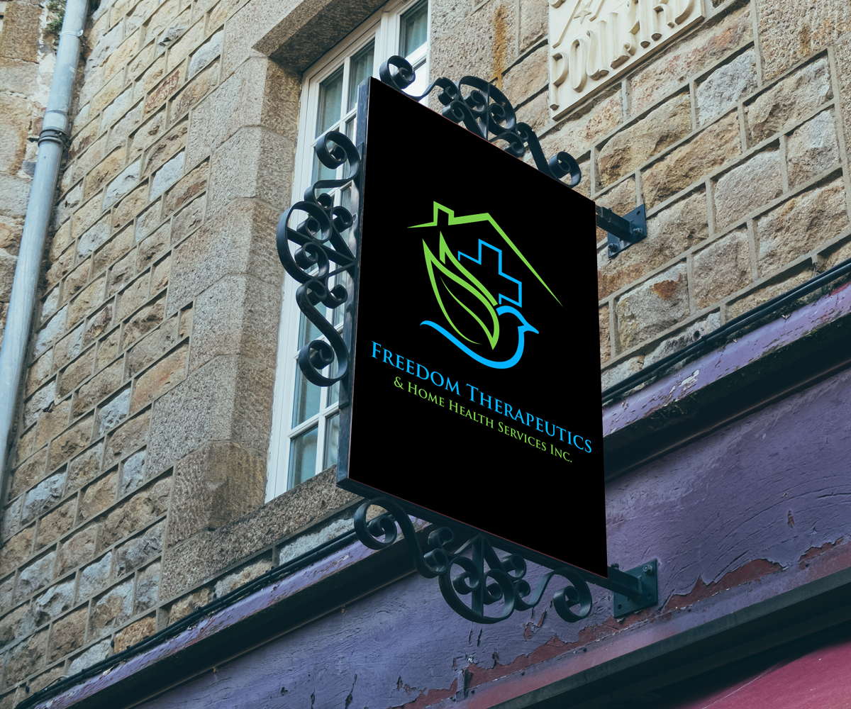 Professional, Colorful, Home Health Care Logo Design For