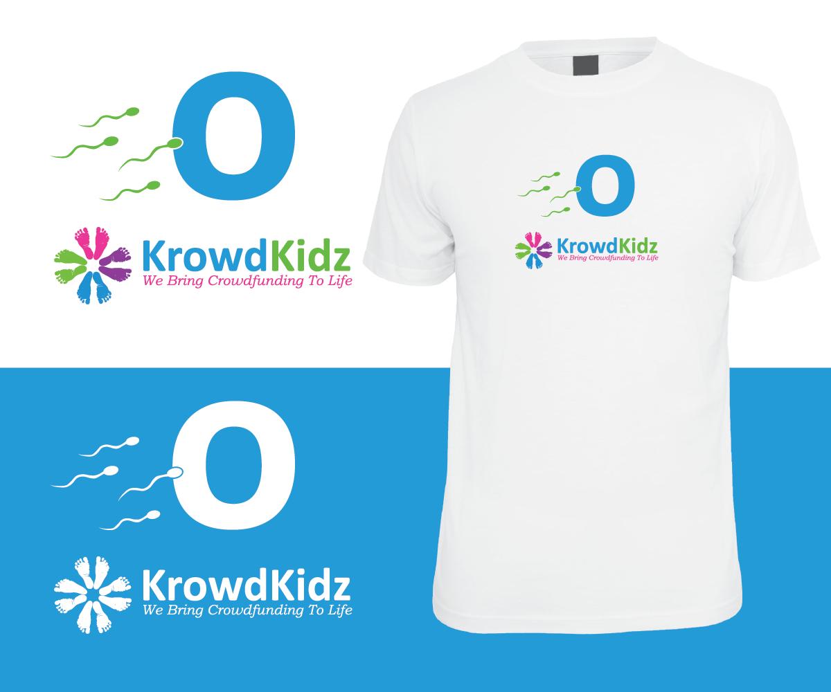 Elegant playful it company t shirt design for krowdkidz for T shirt design service