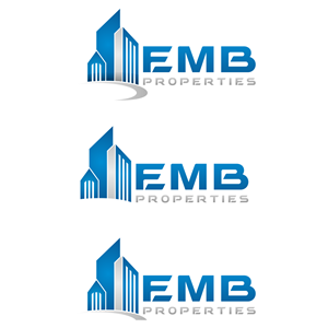 117 Modern Upmarket Real Estate Logo Designs for EMB Properties a ...