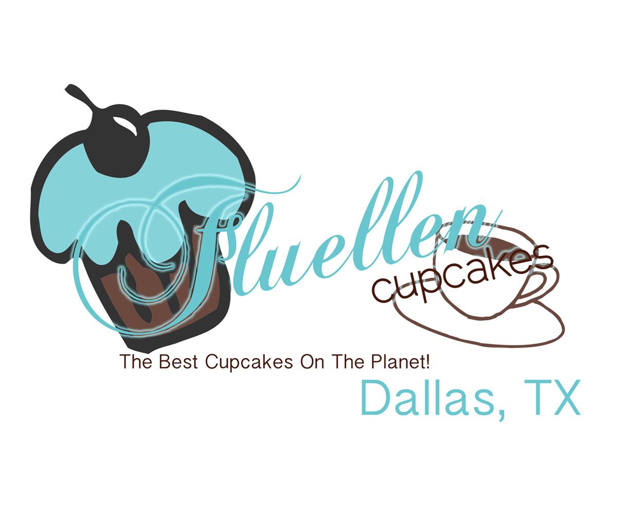 Shirt design dallas tx - T Shirt Design By J D3s1gns For Fluellen Cupcakes T Shirt Design Project
