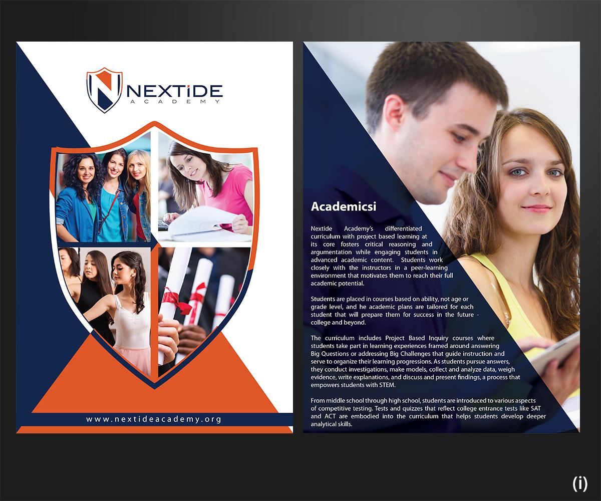Modern, Conservative Brochure Design for Arun Natarajan by Esolbiz ...