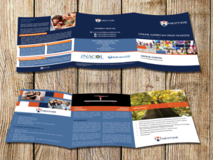 Brochure Design by Masha K
