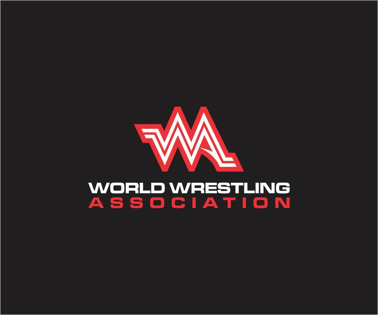 serious professional entertainment logo design for wwa