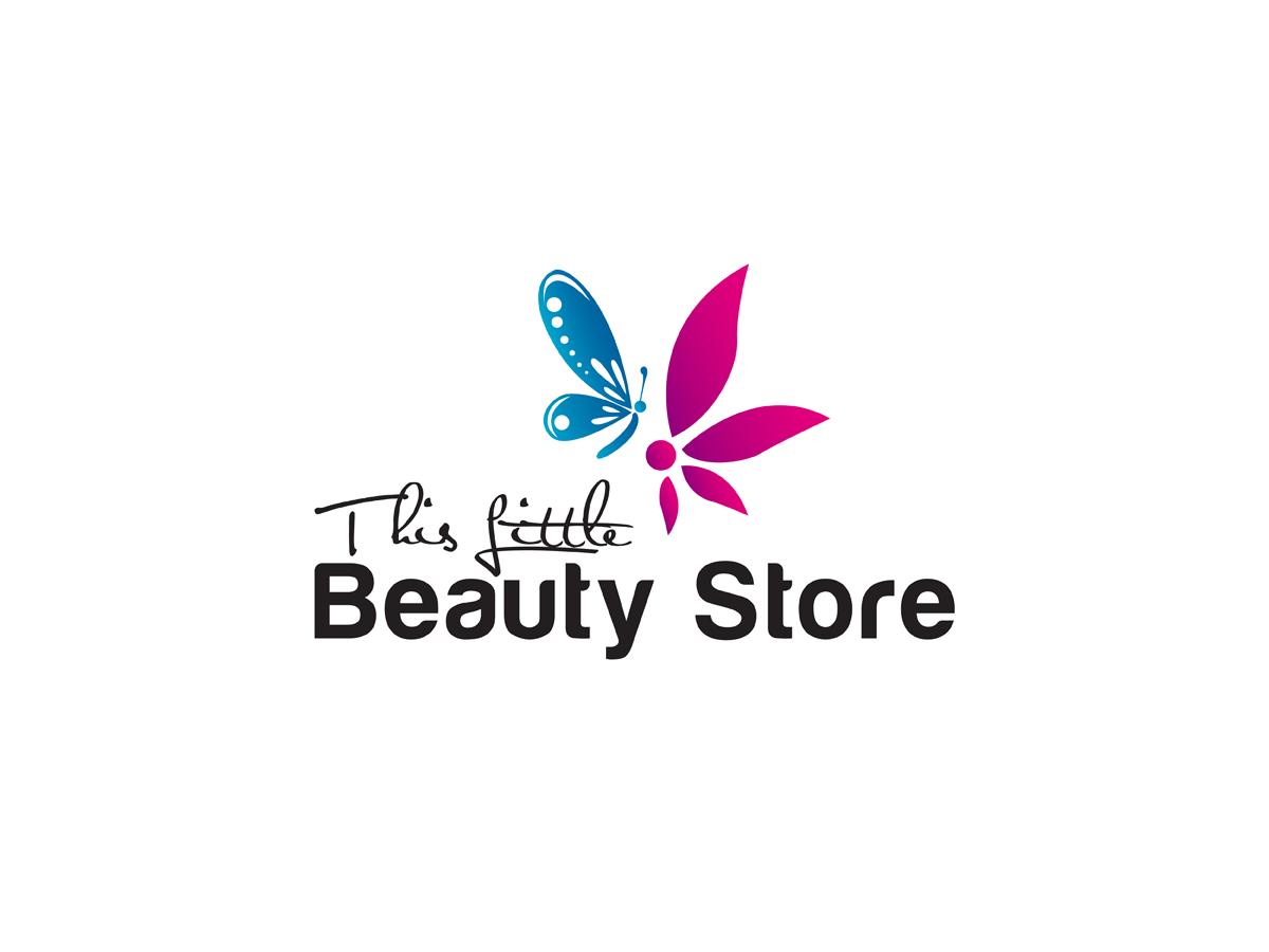 Feminine, Elegant, Cosmetics Logo Design for This Little ...