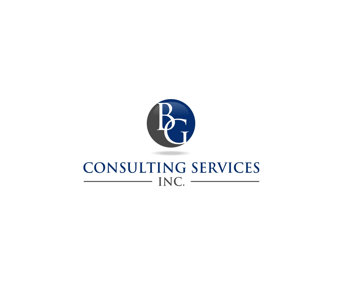Professional masculine management consulting logo design for Design consulting services
