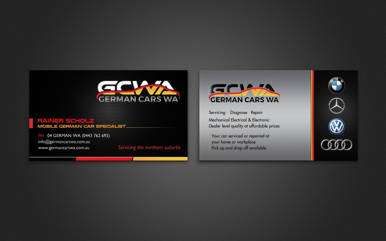 Business Card Design By Chandrayaan Creative For This Project 6883115