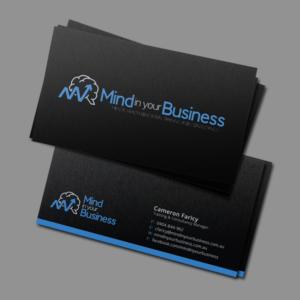 Mental health business card designs 94 mental health business new mental health business needs a business card business card design by studio 17 colourmoves