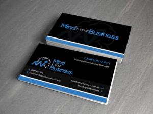 Mental health business card designs 94 mental health business new mental health business needs a business card business card design by creations box 2015 colourmoves