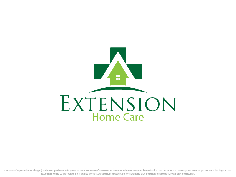Elegant, Playful, Home Health Care Logo Design For Cornerstone Excellence  In United States | Design 6825294