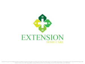 Logo Design  Design  6825296  submitted to Logo needed for Home Health Care  Company59 Elegant Playful Home Health Care Logo Designs for Extension  . Home Health Care Logo Design. Home Design Ideas