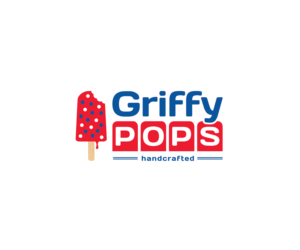 Logo Design by RoundYellow - Griffy Pops - Farm Fresh Desserts for a Healthy ...