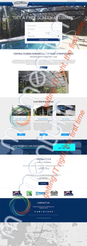 Web Design by Patricia