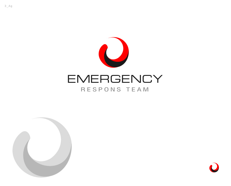Bold, Serious, Residential Construction Logo Design for