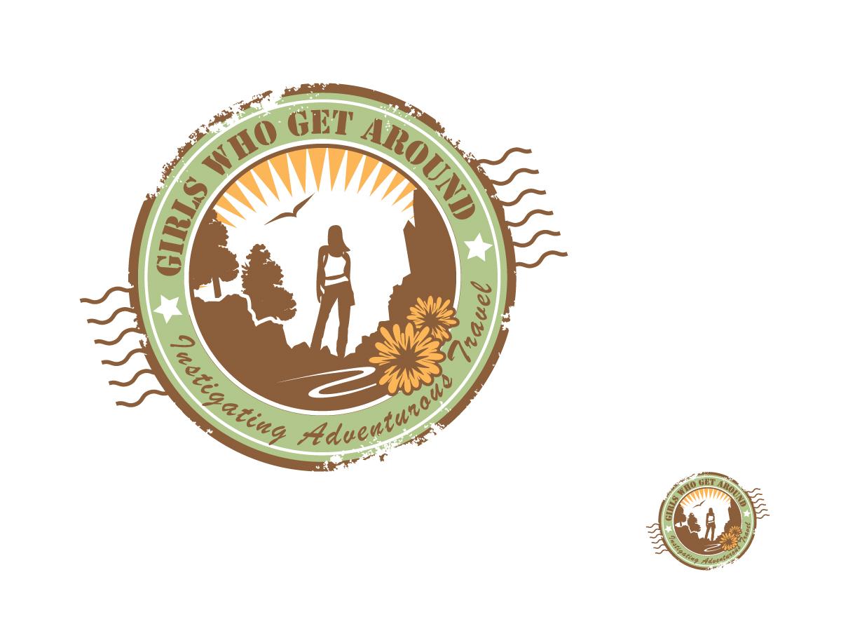 Adventure Travel Site Logo by ArtTank
