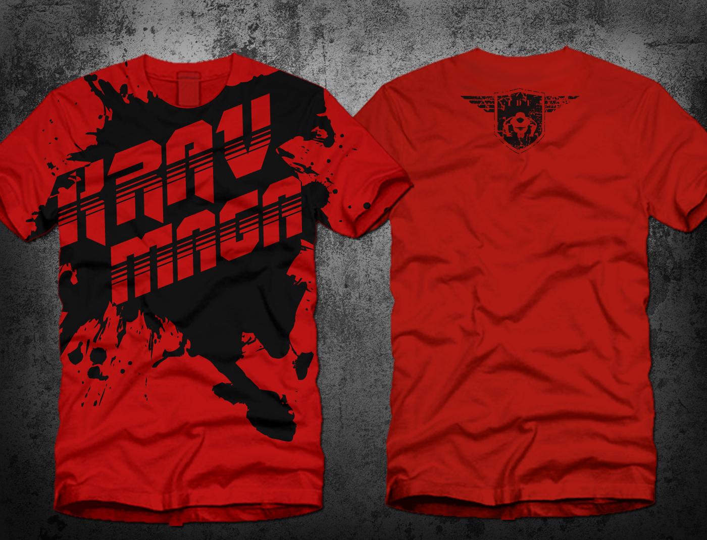 Shirt design australia - Masculine Elegant T Shirt Design For Company In Australia Design 6870395