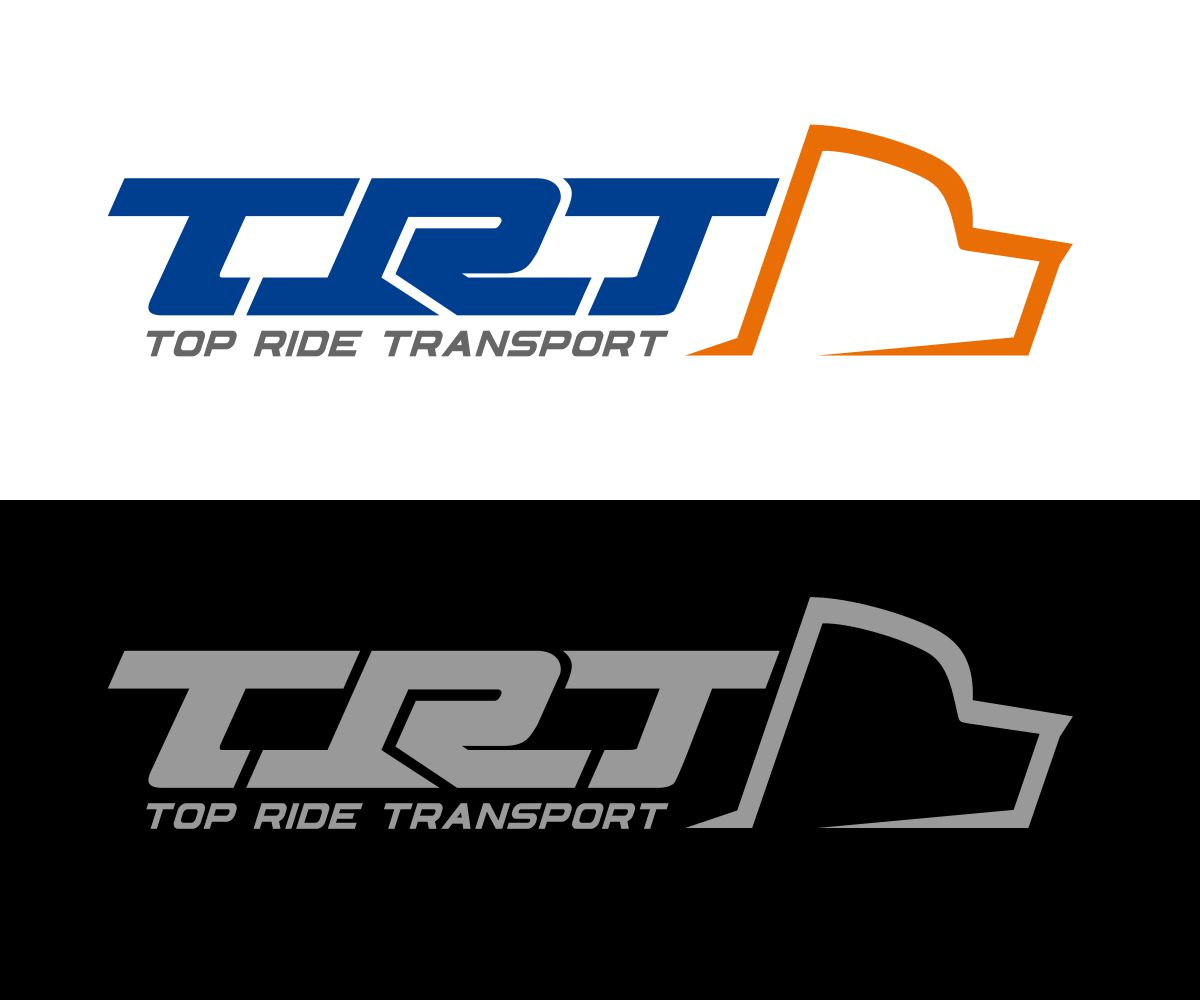 Modern professional business logo design for top ride for Designing company