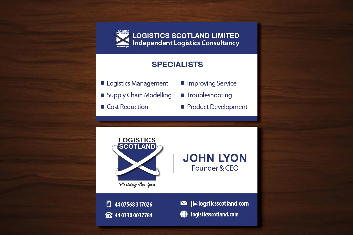 Bold professional business business card design for a company by bold professional business business card design for a company in united kingdom design 6830480 reheart Image collections