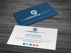 Business Card For Consultant 1764434