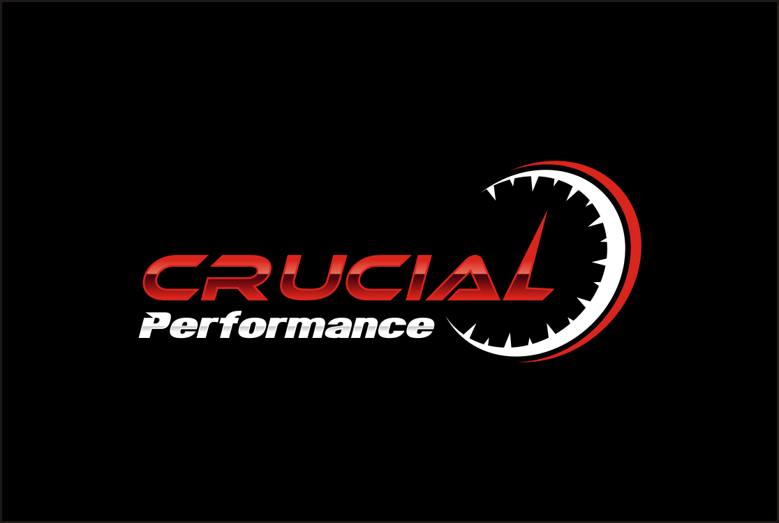 Serious Professional Automotive Logo Design For Crucial