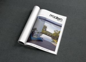 Bold Modern Architecture Print Designs For A Architecture