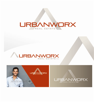 23 Modern Masculine Real Estate Logo Designs for Urbanworx Real ...