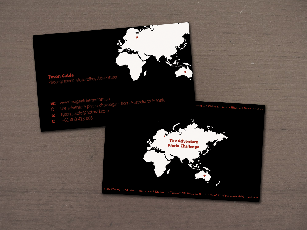 Professional serious business business card design for co darwin business card design by nina bain for co darwin post office design colourmoves
