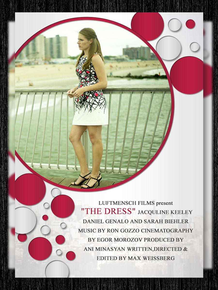 Poster design needed - Poster Design By Esolz Technologies For Poster Needed For Romcom Short Film Called The Dress