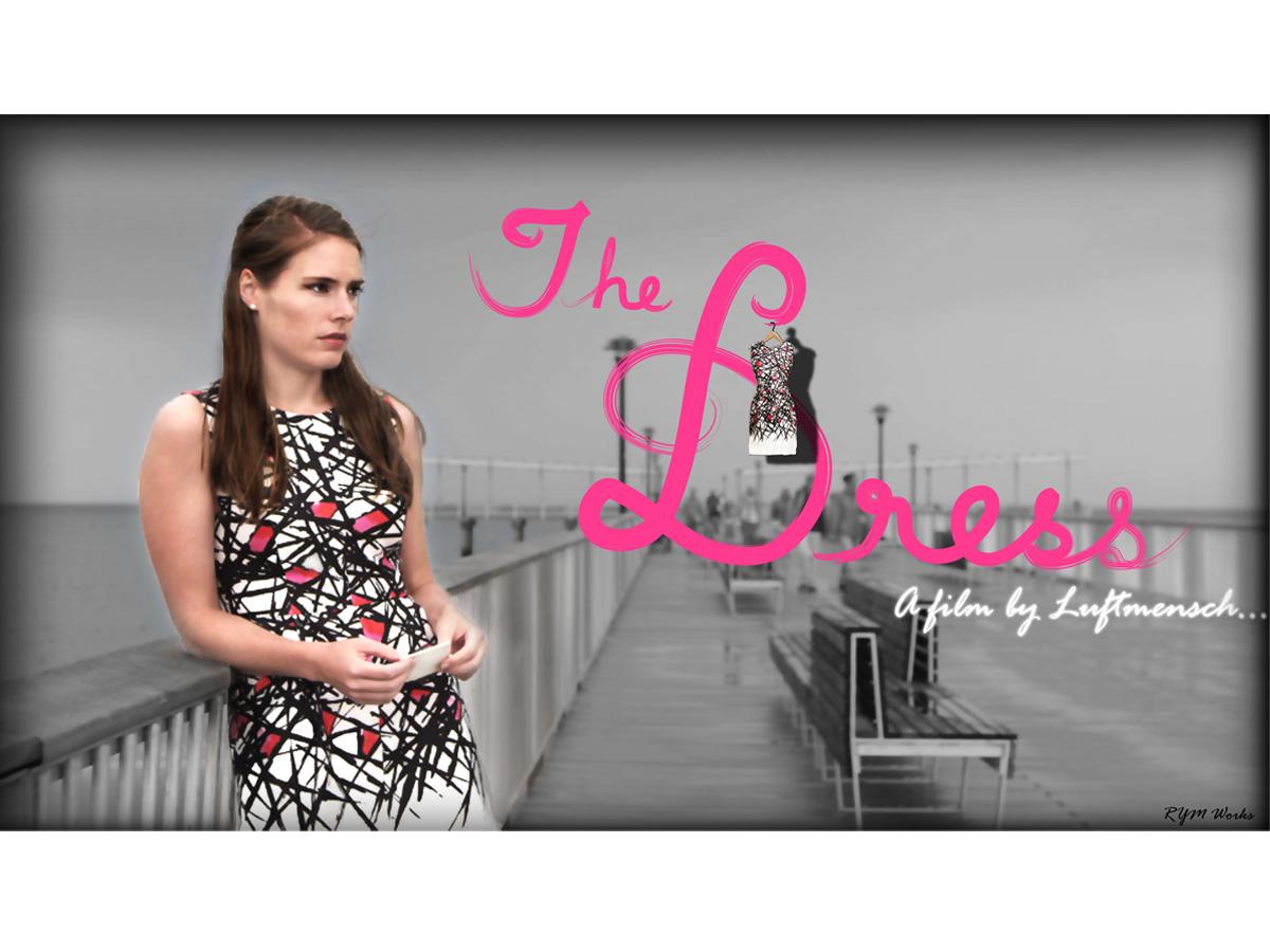 Poster design needed - Poster Design By T R Devi For Poster Needed For Romcom Short Film Called The Dress