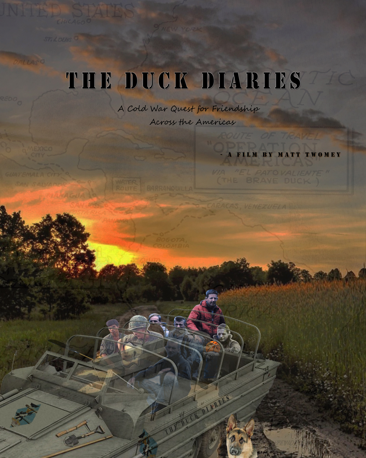 Poster design documentary - Poster Design By Simi For Documentary Film Poster The Duck Diaries Design