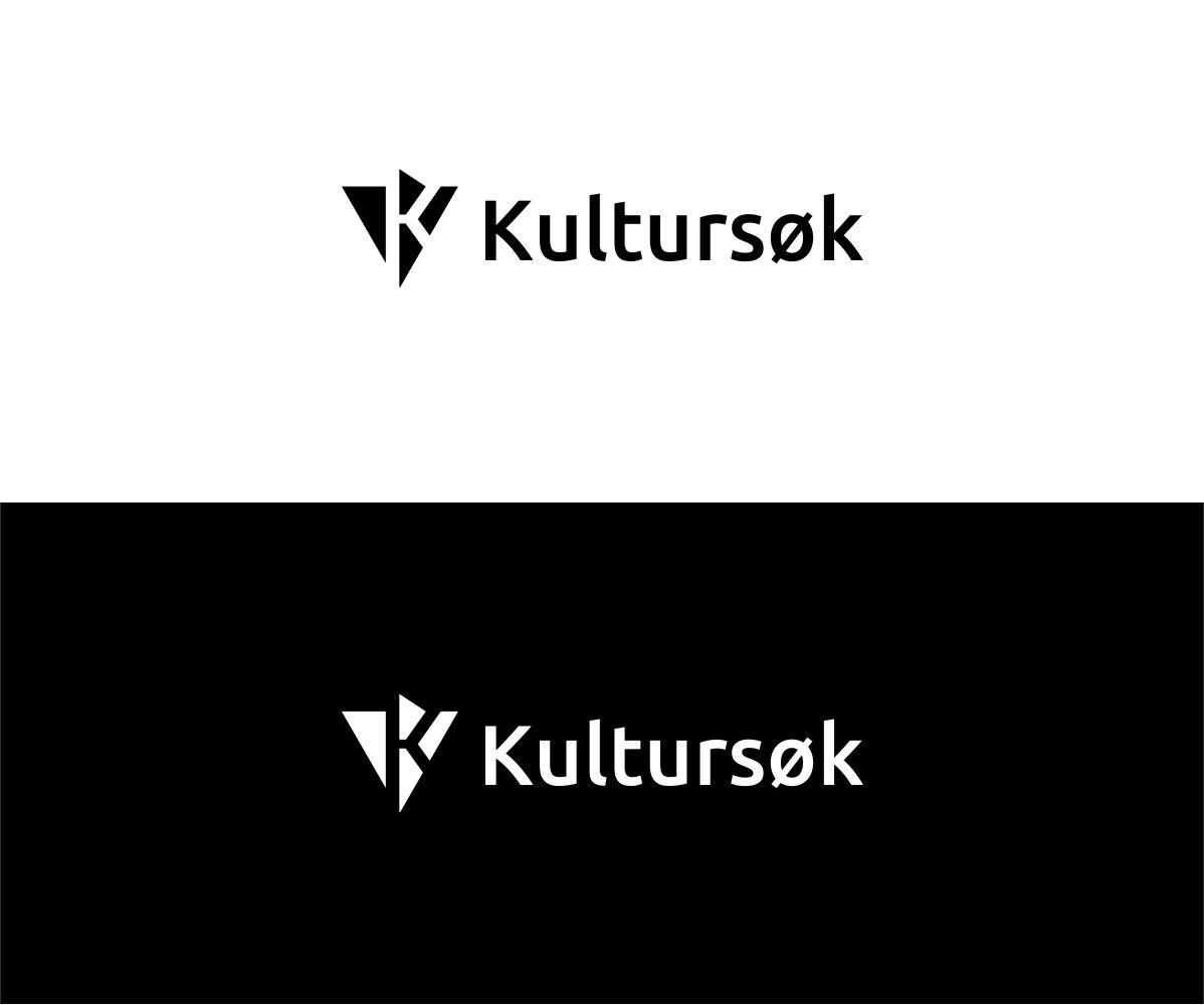 Modern Black and White Triangle Logo Design by Rakesh Mohan