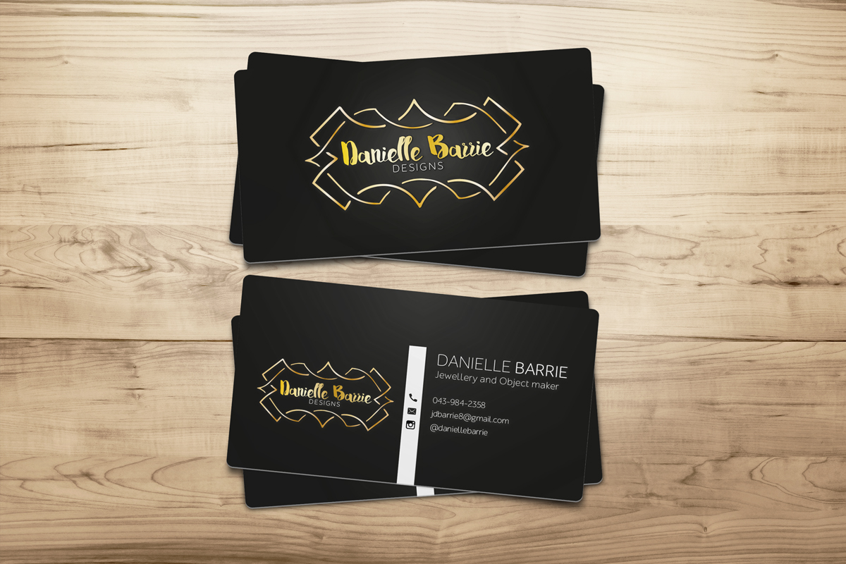 Professional, Modern, Business Business Card Design for a Company by ...