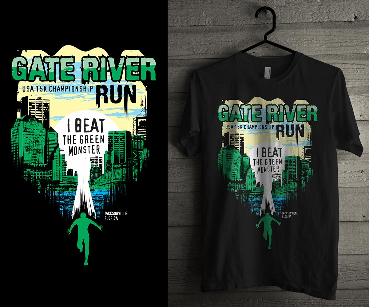 T shirt design jacksonville fl - Professional Modern T Shirt Design For Company In United States Design 7008742
