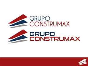 Logo Design job – Logo for Latin American Construction Firm: Grupo Construmax – Winning design by MemoCo