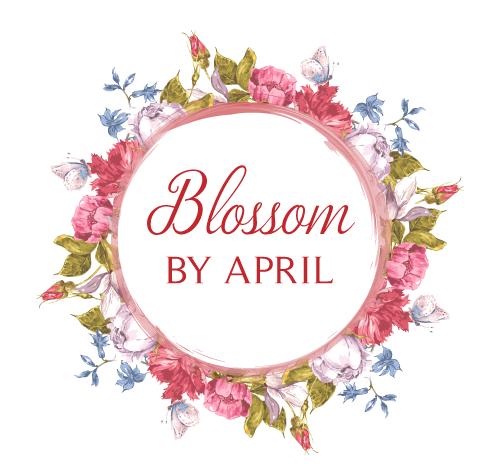 Elegant Traditional Florist Logo Design For Blossom By April In United Kingdom 6961856