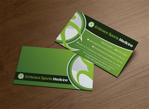 Funky Physio Needs A Business Card To Match