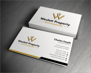 home builder business cards