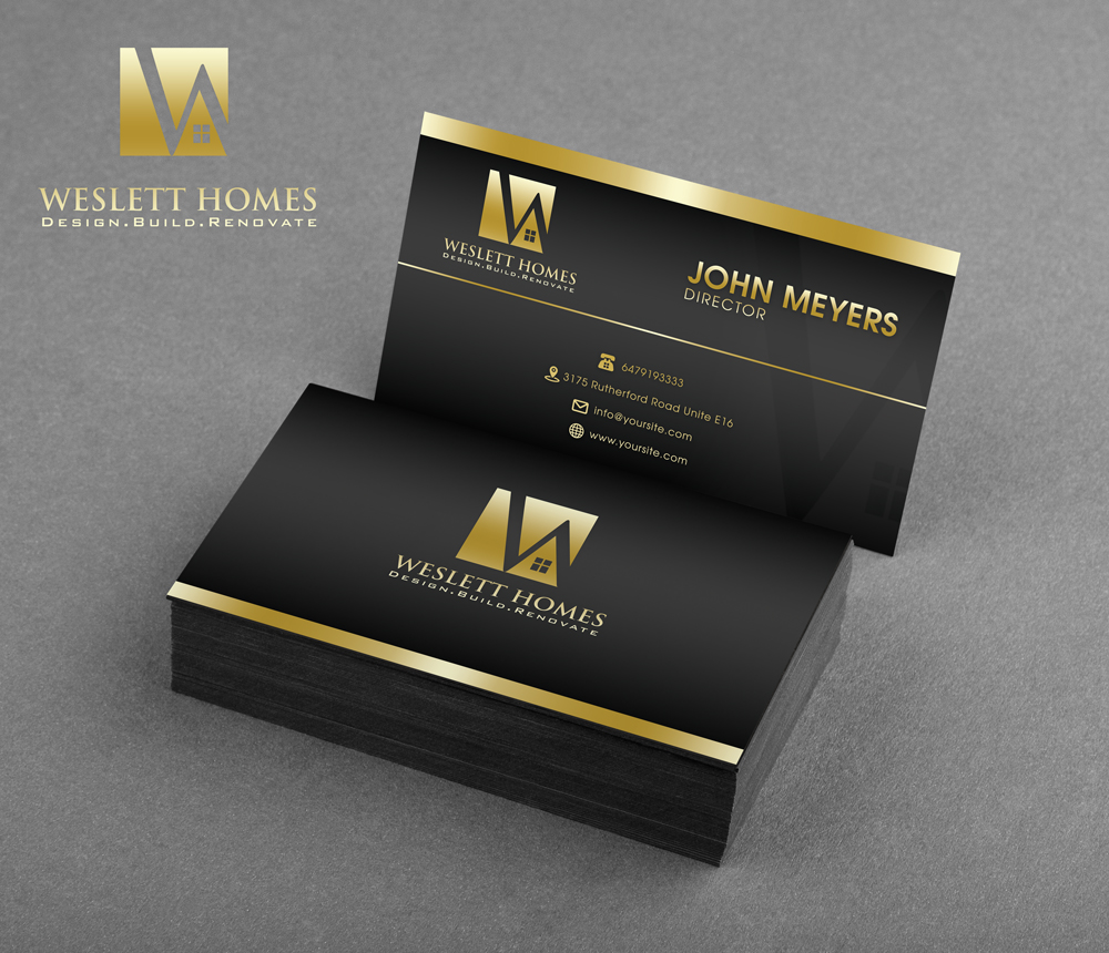 Business Card Design By Strezout7z For Weslett 6936914
