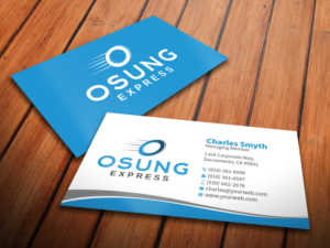 60 Elegant Business Card Designs Business Business Card Design