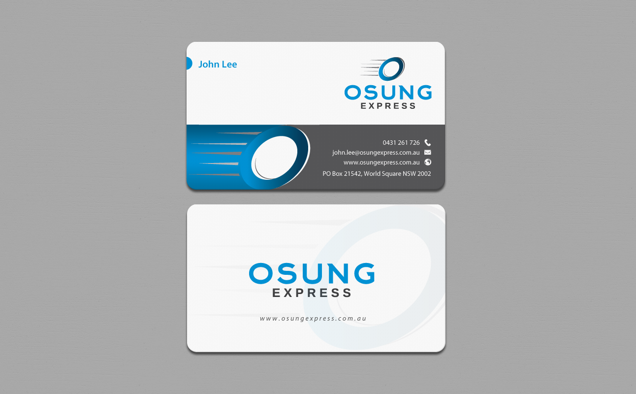 Attractive Business Cards Express Delivery Ideas - Business Card ...