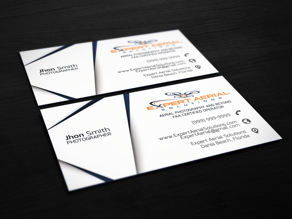 Elegant playful real estate business card design for a company by business card design by virtual designs for this project design 6924469 reheart Gallery