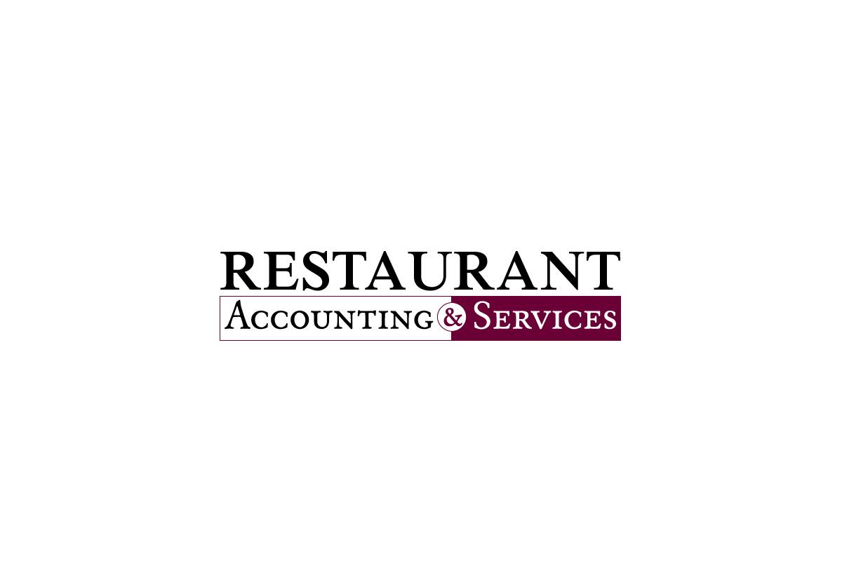 Elegant modern restaurant logo design for