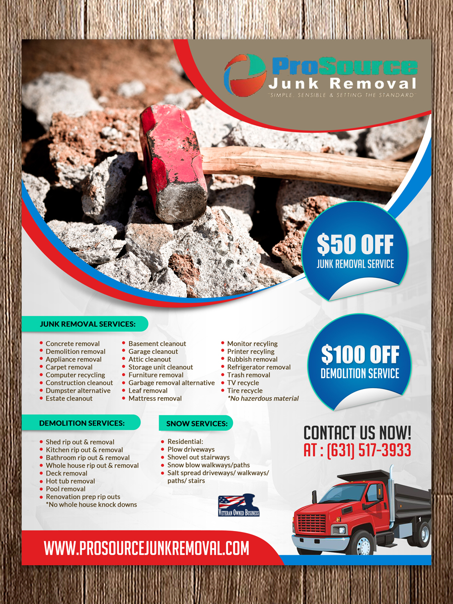 flyer design by debdesign for this project design 6952200