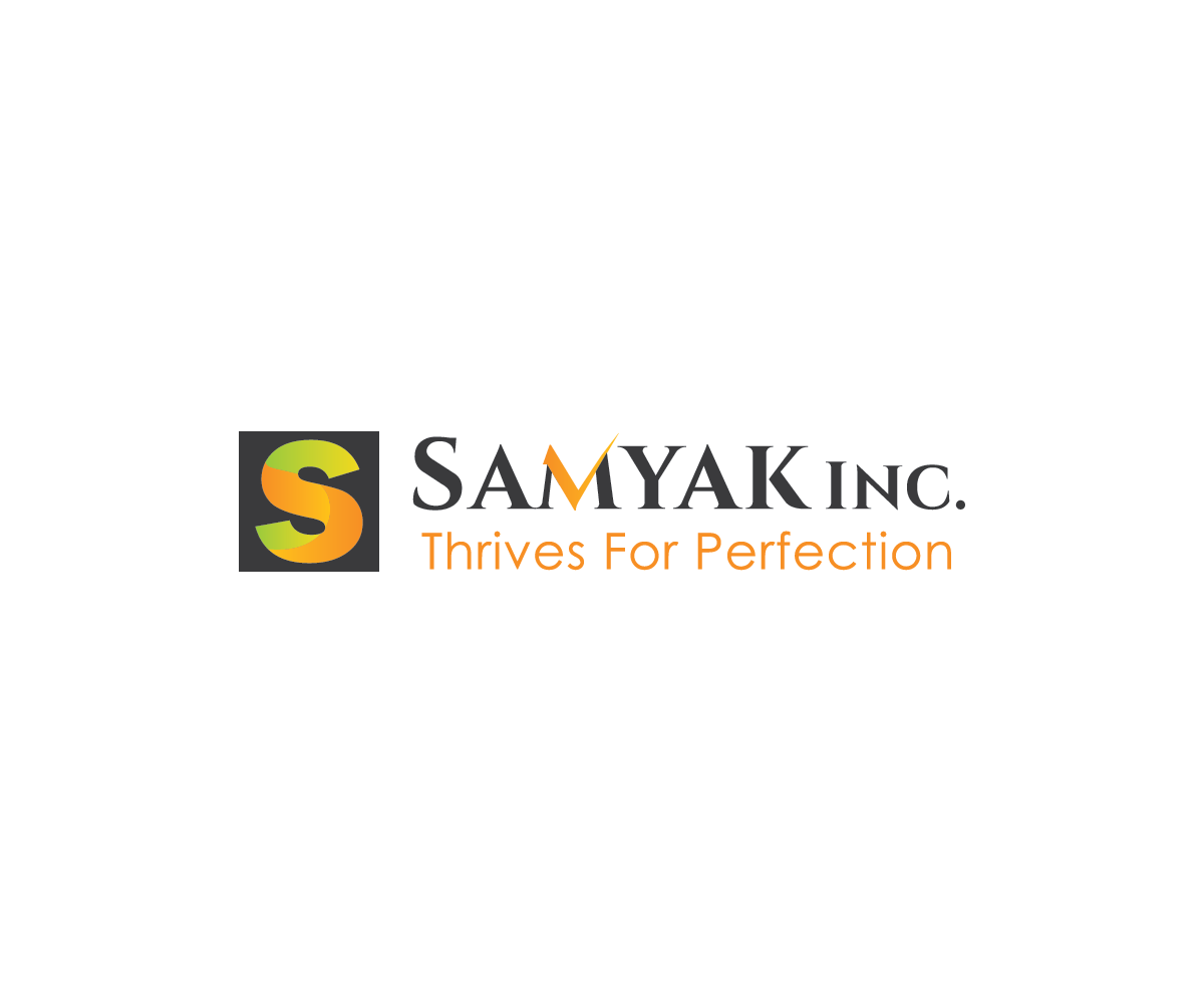 Bold, Professional, Textile Logo Design for Samyak Inc. Thrives for ...