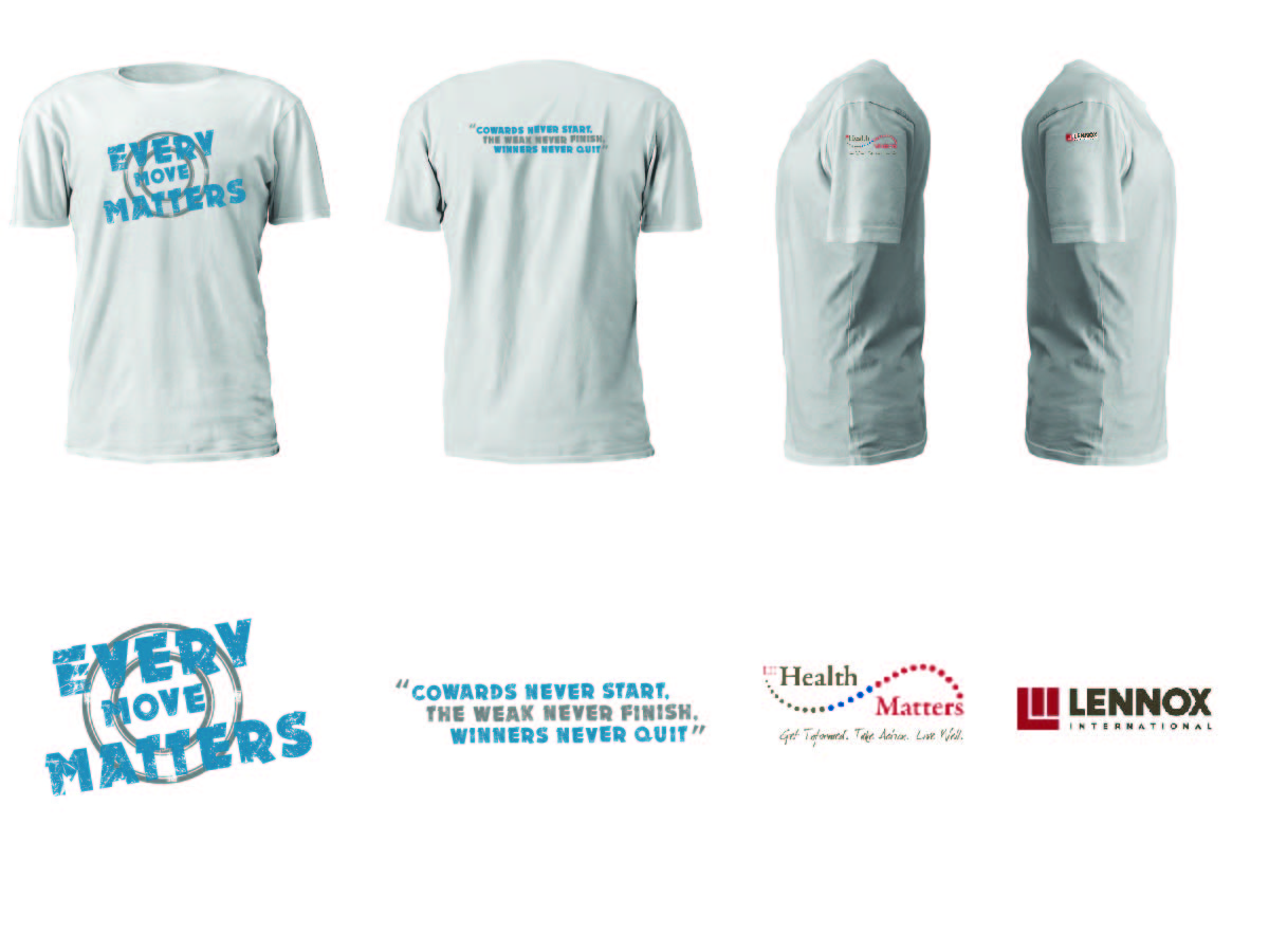 Modern Bold Air Conditioning T Shirt Design For A Company By