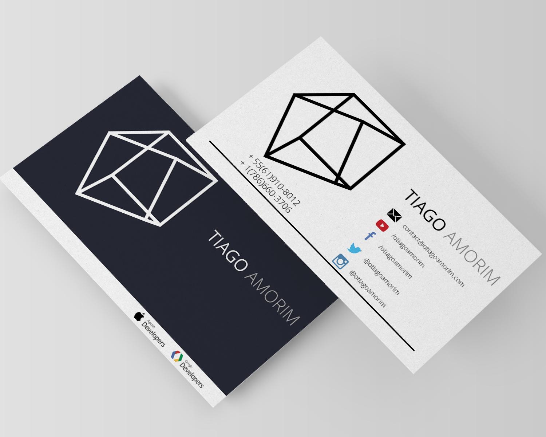 169 modern masculine business business card designs for a business