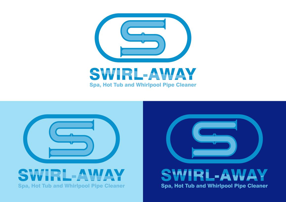 Bold, Professional, Retail Logo Design for SWIRL-AWAY (\