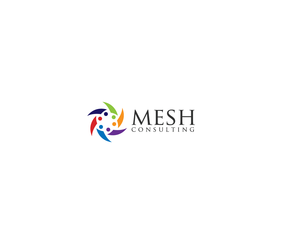 Modern exklusiv marketing logo design for mesh or mesh for Logo creation wizard