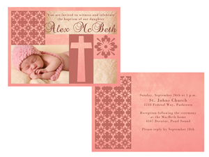 Invitation Design by Cinami Grafiks