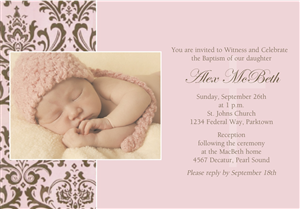 Invitation Design by kelcjean