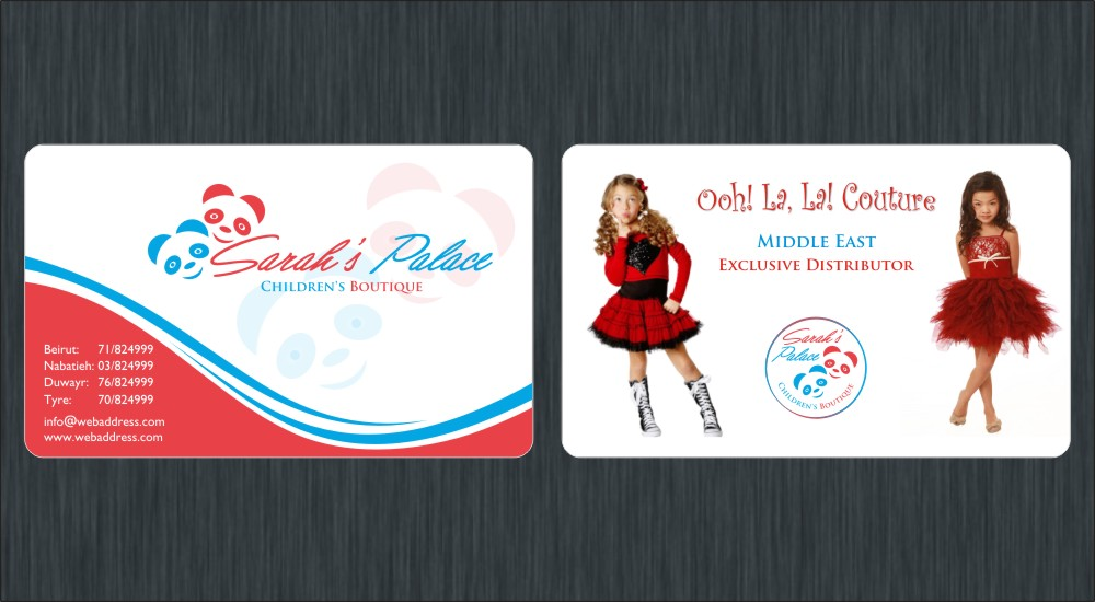 108 Elegant Business Card Designs | Boutique Business Card Design ...